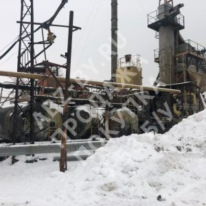 Асфальтобетонный завод Teltomat - фото