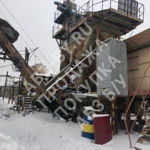АБЗ Teltomat - фото со стороны