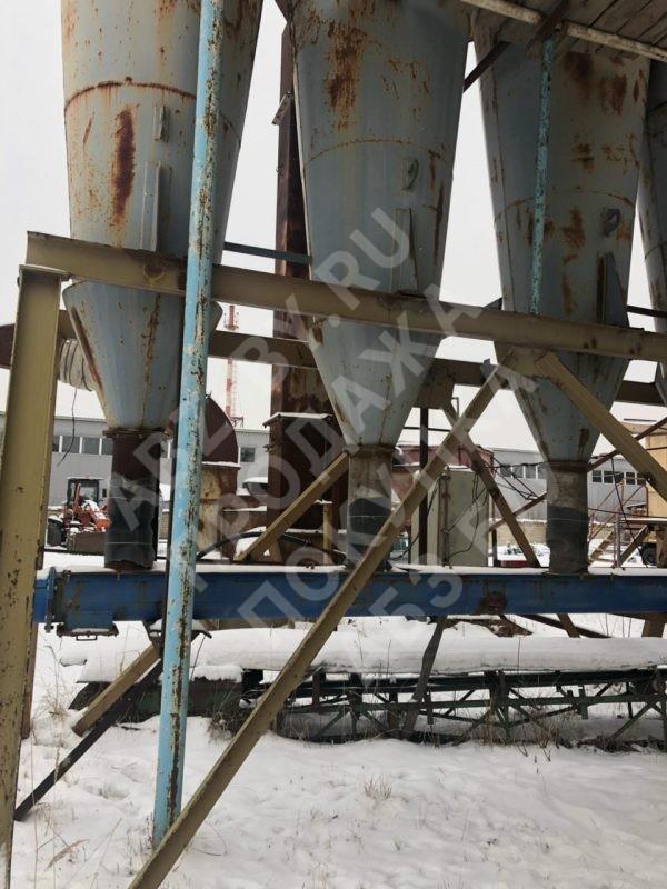 Асфальтобетонный завод Teltomat - фото установки