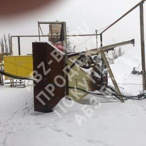 АБЗ Teltomat - фото на заводе