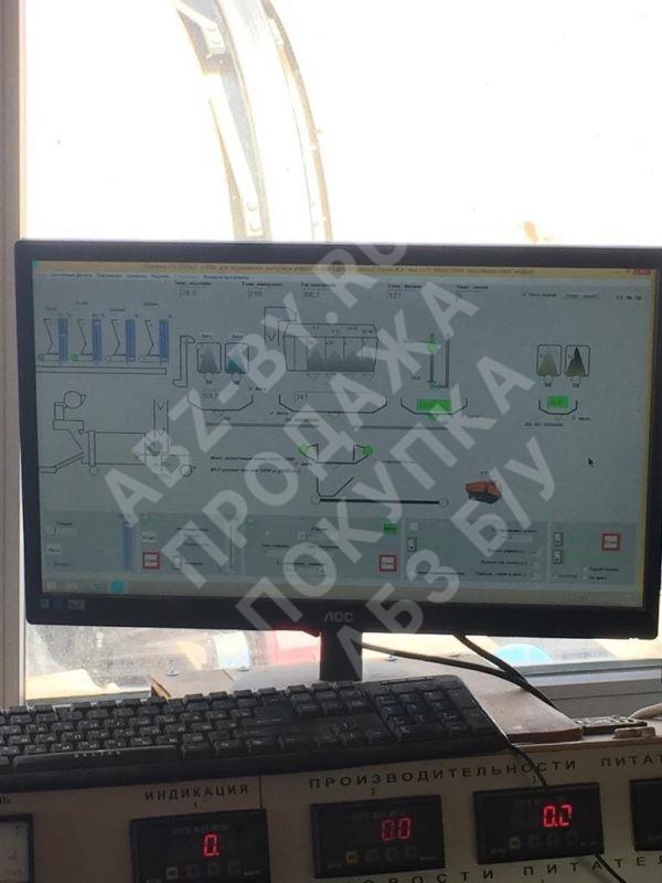 Кредмаш КДМ-20137 - мониторинг рабочего процесса