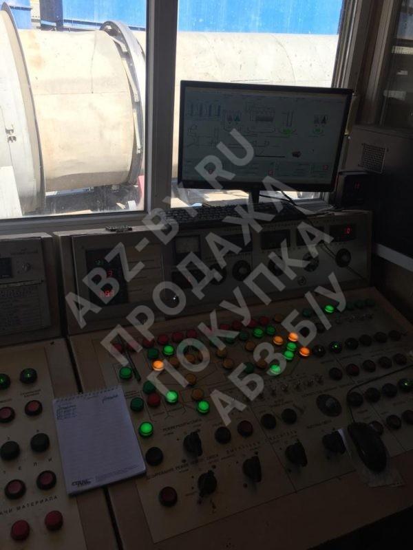 Завод КДМ-20137 - панель управления
