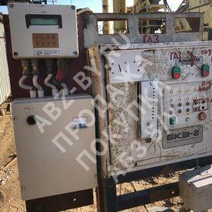 Кредмаш ДС-168 - панель управления