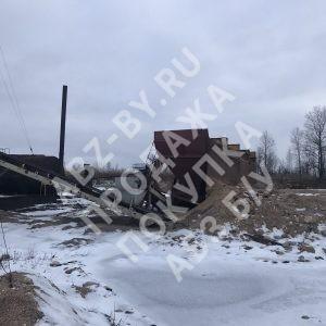 АБЗ Кредмаш ДС-168 - фото зимой