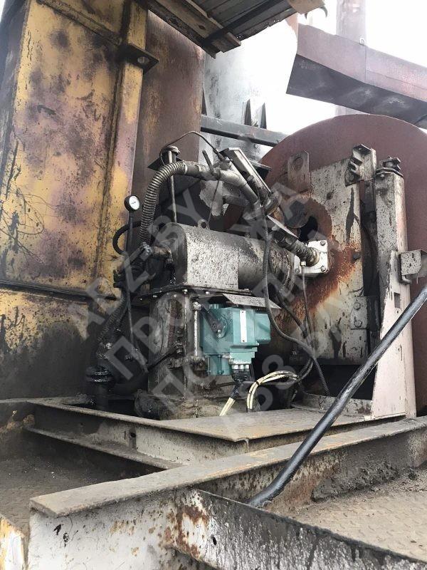 Асфальтобетонный завод ДС-185 - фото на заводе