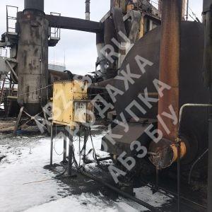 АБЗ ДС-185 - фото на заводе