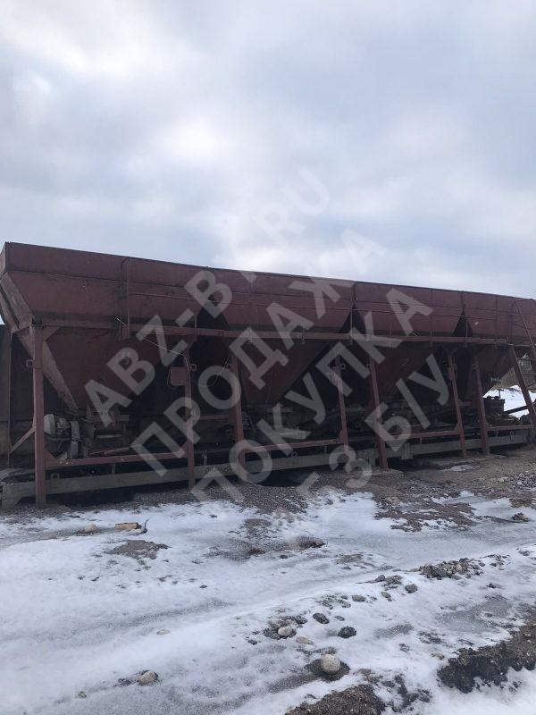 Асфальтный завод АБЗ ДС-185 - фото на заводе