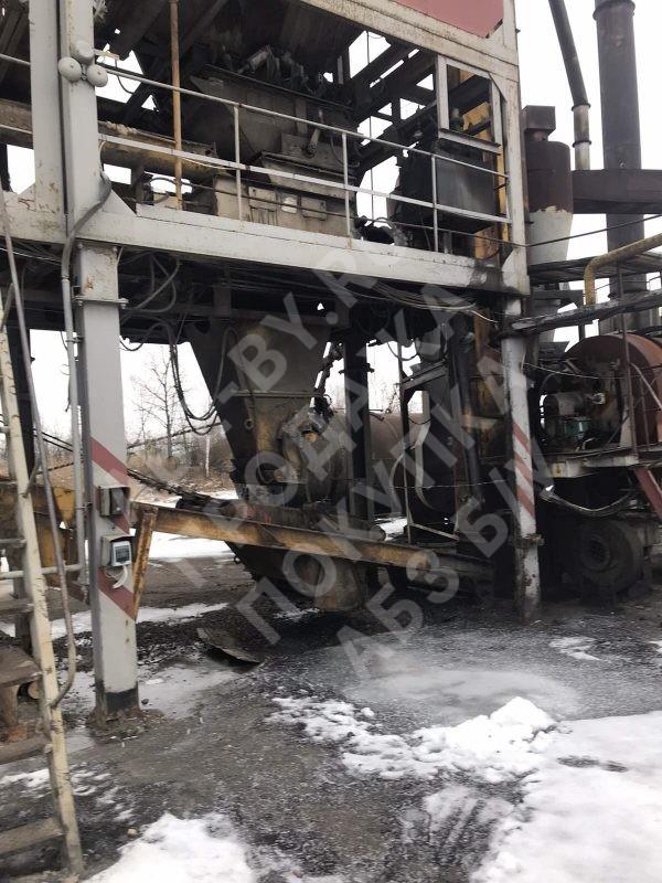 АБЗ ДС-185 - фото завода